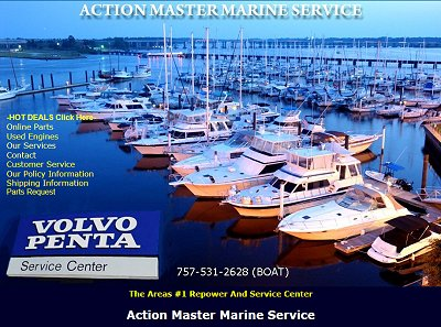 Action Master Marine Services --- Click to Visit Site